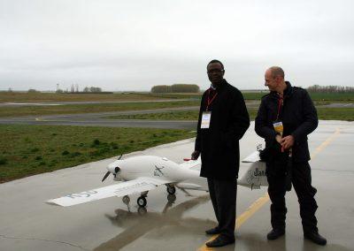 Abdoulaye NDIAYE, Abdoulaye Mady NDIAYE Multi-Purpose Tactical Drone