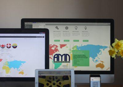 AMN Studios Entreprise Integrated Virtual Identity