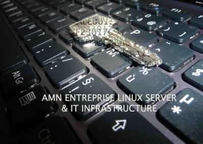 AMN Networked Solutions Enterprise Secured SERVER-7