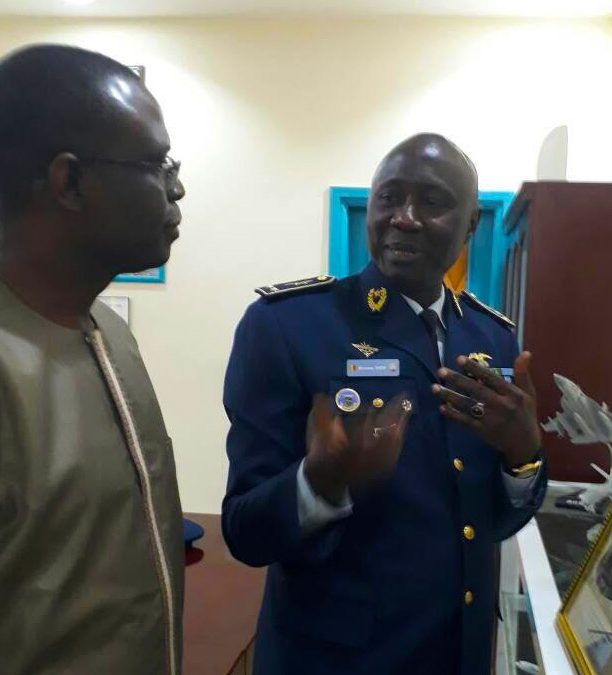Senegalese Air Force Chief of Staff