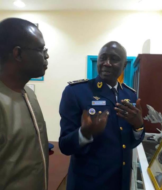 Abdoulaye NDIAYE, Abdoulaye Mady NDIAYE President and CEO AMN Group NAW - General Birame DIOP