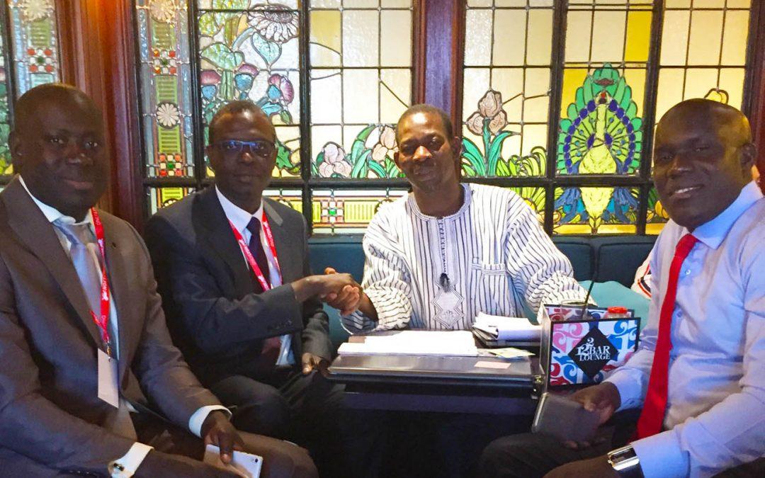 Gentlemen Agreement Burkina Fasso Region Centre Nord