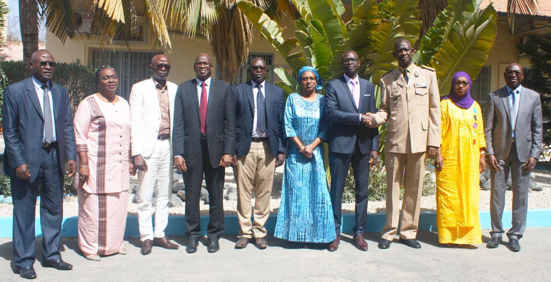 Abdoulaye NDIAYE, Abdoulaye Mady NDIAYE President and CEO AMN Group NAW - CHEDS