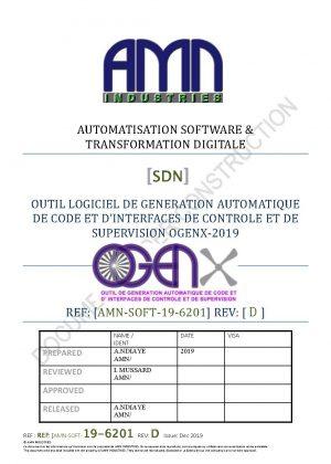 OGENX SDN