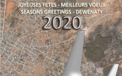 Meilleurs Voeux -Seasons Greetings 2020